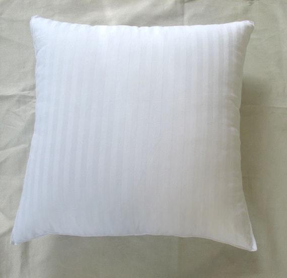 Pillow insert  16x16 inch pillow form cushion