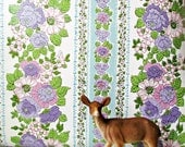One Yard Vintage Violet's Room Wallpaper