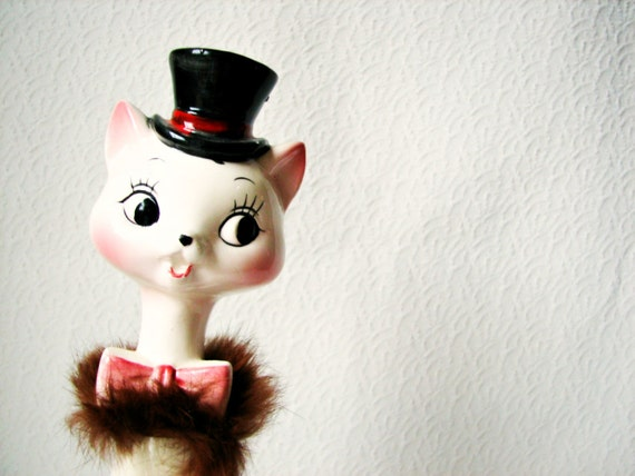 Top Hat Kitchy Kitty