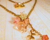 The Good Witch Vintage Style Necklace