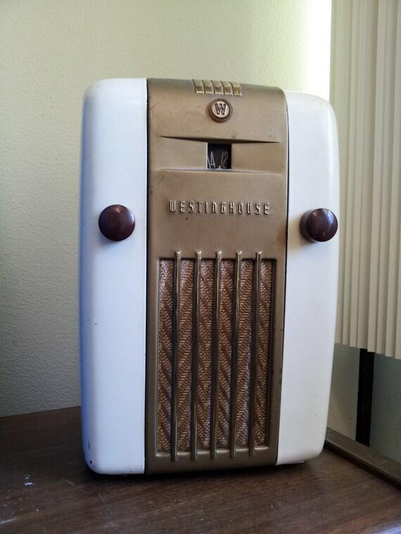 "Westinghouse ""Little Jewel"" Radio"