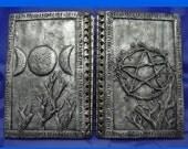Silver Pentagram Journal by JTJames