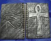 Silver Ankh Journal,  sketchbook