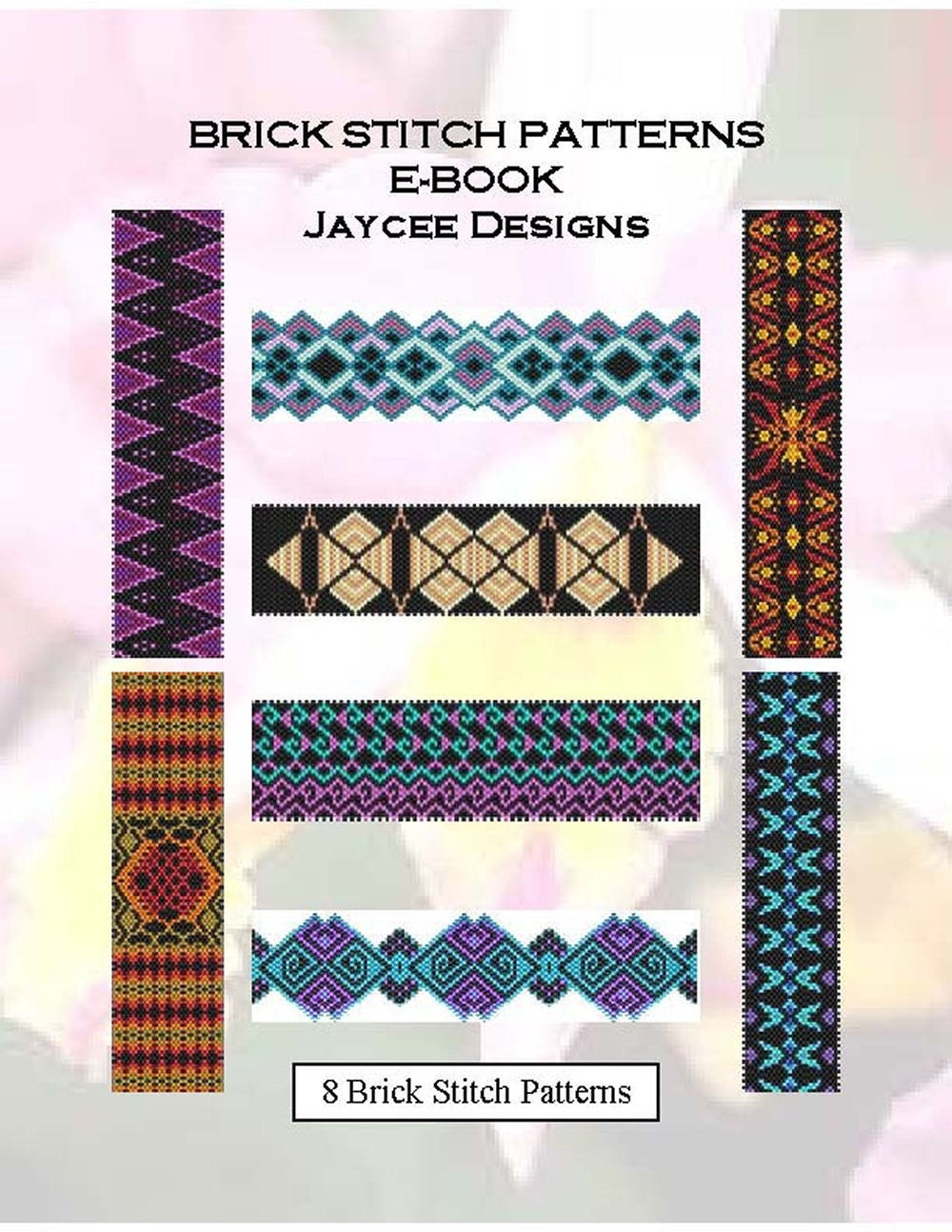 Brick Stitch Patterns Ebook