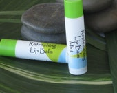 Natural Mint Lip Balm and Free Shipping