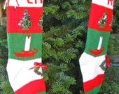 1950's Style Christmas Stocking orders for 2015