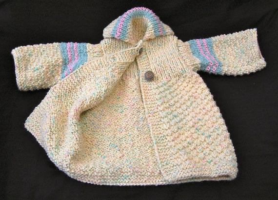 Chunky Superwash Wool Sweater