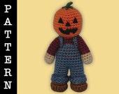 Crochet Pattern - Amigurumi Jack the Scarecrow