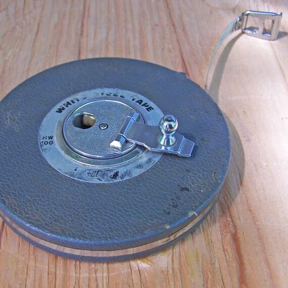 Vintage Surveyor's Measuring Tape