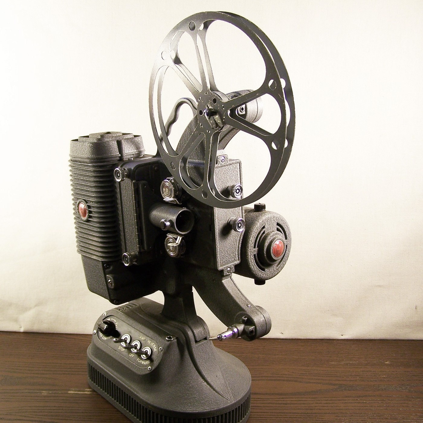Vintage 1950s Dejur 8mm Movie Projector