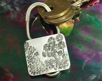 Keyring- Floral Series Three