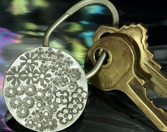 Key Ring- Bouquet