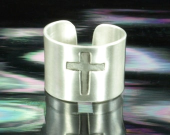 Ear Cuff- Cross