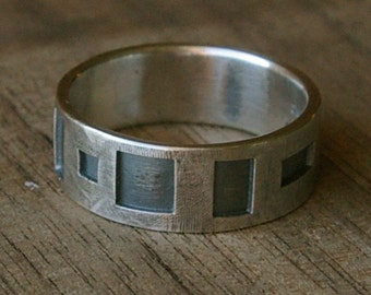 Squares and Rectangles ring