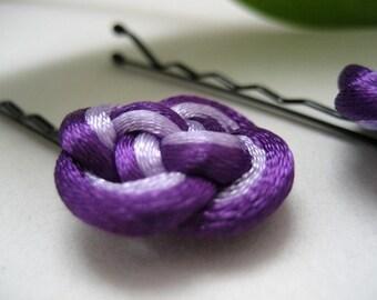 Bobby Pins - Lavender, Purple