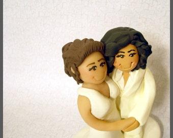 same sex wedding cake toppers nautical theme in Davenport
