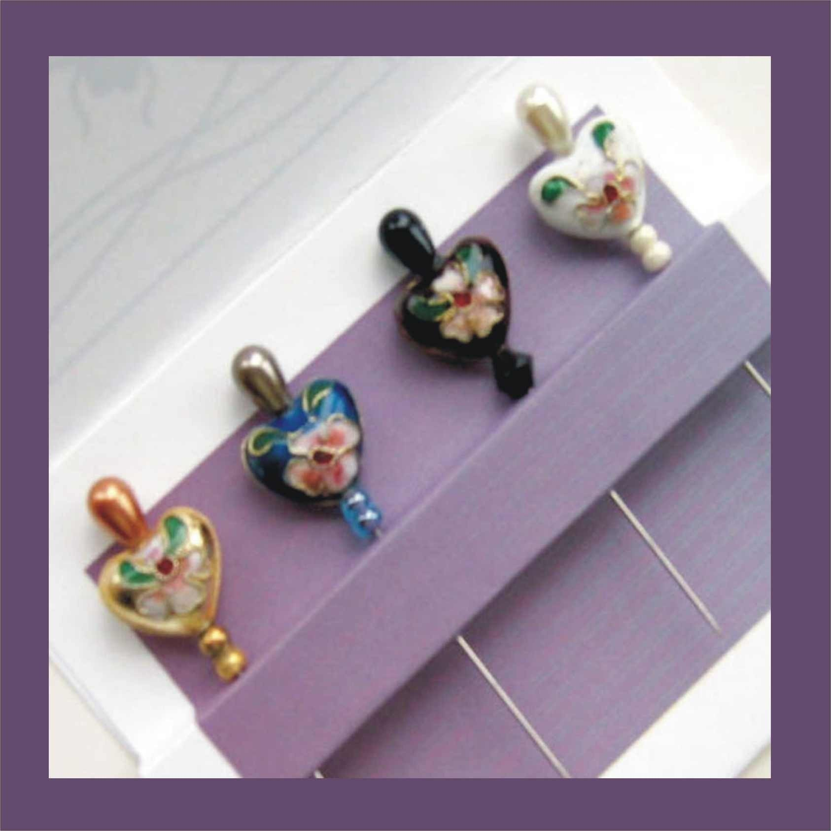 decorative quilt pins cloisonne stick pins pincushion. Black Bedroom Furniture Sets. Home Design Ideas