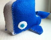 Plushie the Square Whale