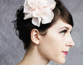 Fancy Lady Bloom Barrette or Brooch, in the Color of Your Choice
