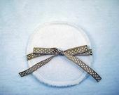 Bamboo Velour/Bamboo Fleece Reusable Cloth Nursing Pads