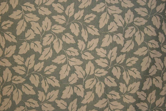 Leaf Upholstry fabric