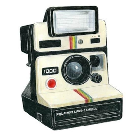 Pics For > Polaroid Camera Drawing Tumblr