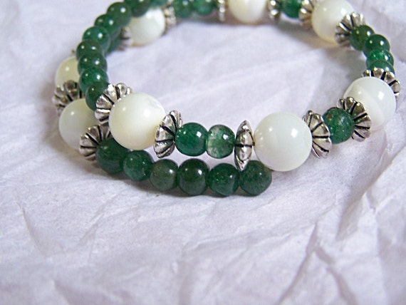 Chemistry Jewelry - Avogadro's Number - Green