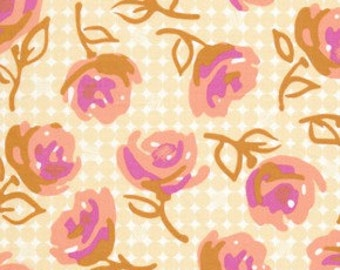 Lilyrose in Butter Weekends by Erin McMorris Fabric 1 yard