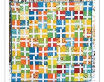 Elden Street Quilt Pattern by Carolina Patchworks