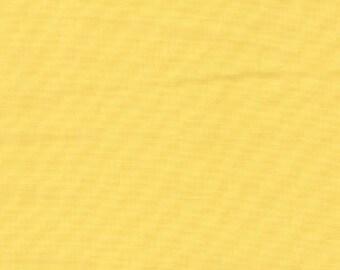 Moda Bella Solids Buttercup Fabric 1 yard 9900-51