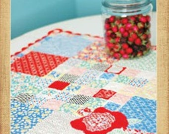 Thimble Blossoms Dainty Table Topper Pattern