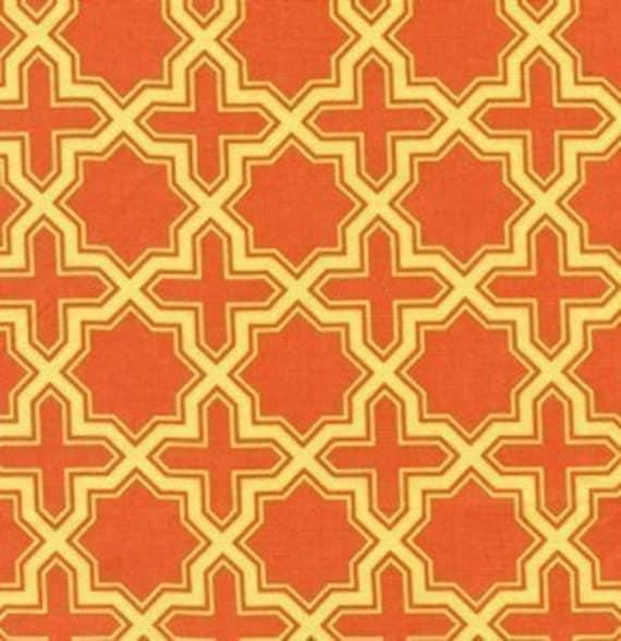 Nap Sack in Sunset Modern Meadow Fabric by Joel Dewberry 1 yard LAST PIECE