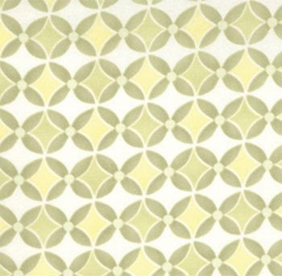 Verna Equinox in Budding Green Verna by Kate Spain for Moda Fabric 1 yard