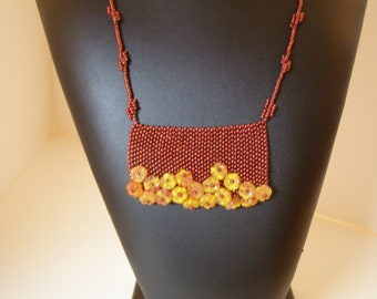 Fall Necklace