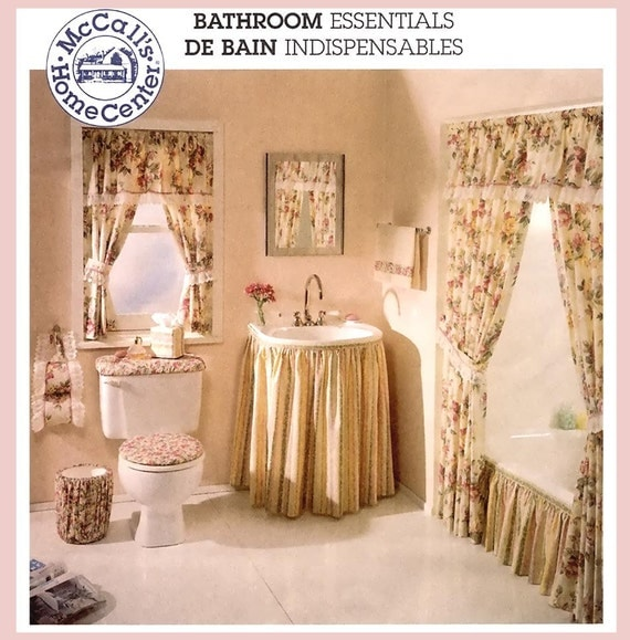346 bathroom essentials complete bathroom d cor shower for Bathroom decor essentials