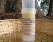 Arnica Balm Twist-Up Stick-Two Ounce, Arnica Infused, Wildcrafted and Organic