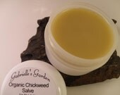 Chickweed Salve, Chickweed Infusion, Organic Ingredients, Unscented