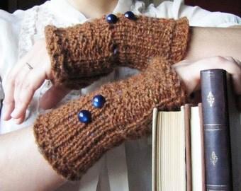 Librarian Gloves - Spiced Cider