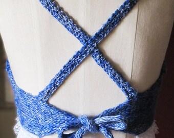 Linen Cotton Shirt - Summer Blue