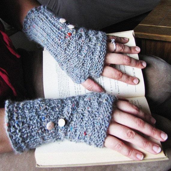 Librarian Gloves - Slate