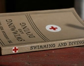 Swiming and Diving. by the American Red Cross, Washington, D.C.