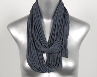 Gray Scarf, Gift For Her, Gift Idea For Her, Gift For Wife, Mom Gift, Womens Gift, Aunt Gift, Gift for Mom, Sister Gift, Gift for Sister