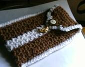 Hand Made Tarot Bag Medium Brown