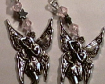Extra Large Fairy Earrings