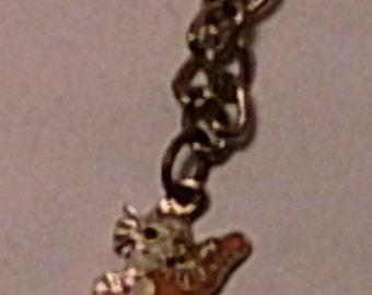Vintage Tigger Charm Bracelet