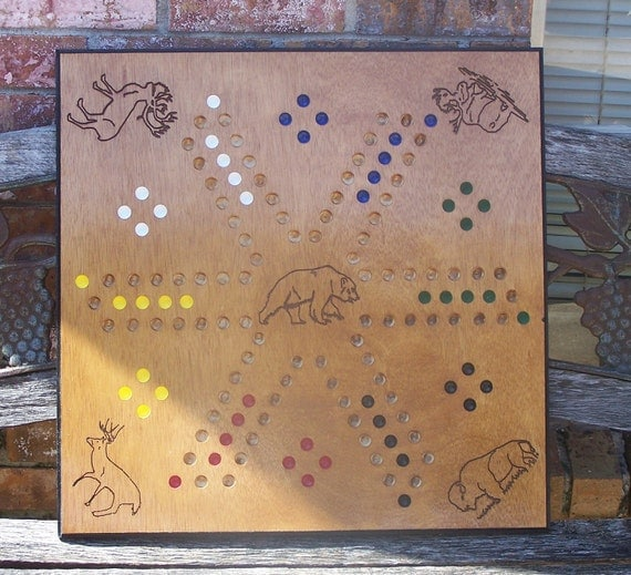 Dirty Marbles Board game