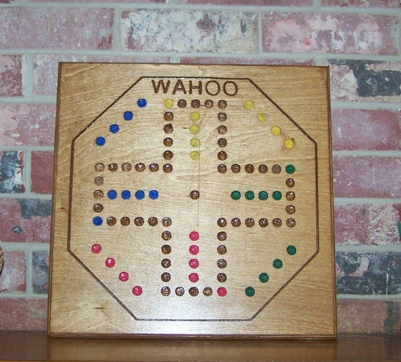 how to play wahoo marble game