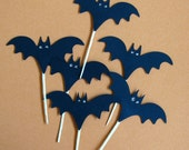 Bat Toppers for Lizzie