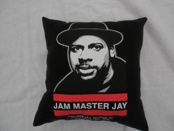 Jam Master Jay Pillow