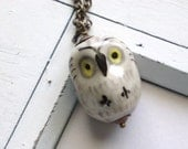 What a Hoot Necklace